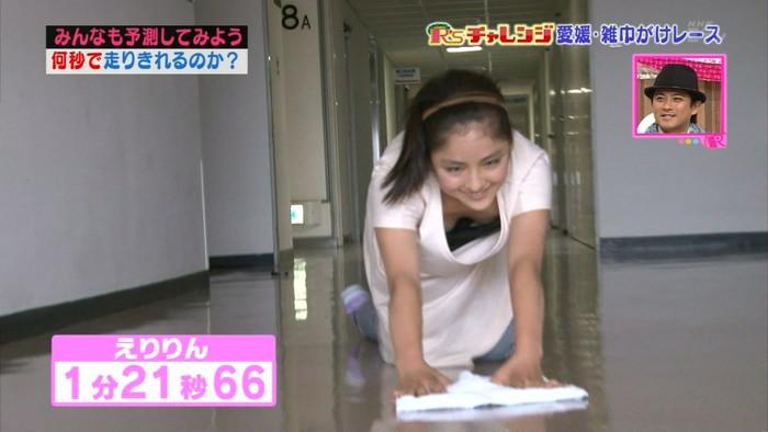 【テレビハプニングエロ画像】これは放送事故だろ!?っていうエロハプニング集めたったw 16