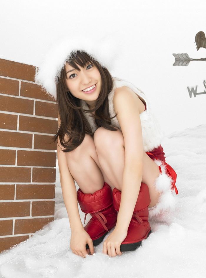 【サンタコスプレエロ画像】こんなサンタがクリスマスにやってきたらどうする? 23