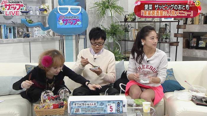 【放送事故エロ画像】ガチでお茶の間に流れたテレビでのエロハプニング!www 21